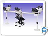 RS0012 Multi-viewing Microscope SM-510