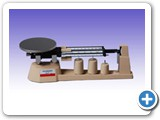 RS0093 Triple Beam Balance