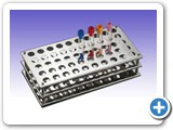 RS0174 Stainless Steel Test Tube Rack