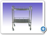 RS0193 Instrument Trolley Model SM-103