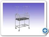 RS0197 Medical Baby Bed Model SM-SBB