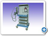 RS0237 Anesthesia Machine Model SM-IIIB
