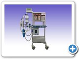 RS0327 Anesthesia Machine with Monitor SM-IIIB1